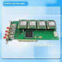 asterisk gsm card 4 ports