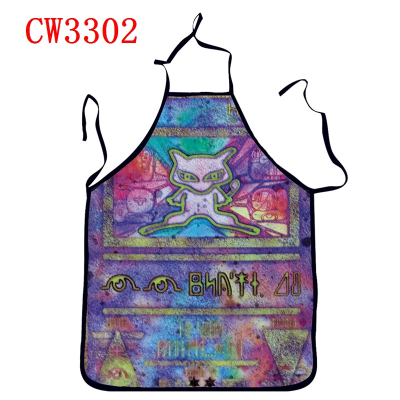 10 colors Sexy Cooking Aprons Funny Novelty BBQ Party Apron cartoon Women Lovely Rude Cheeky Kitchen Cooking Apron(China (Mainland))