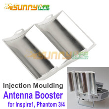 Injection Moulding Remote Control Antenna Enhance Board Extended Parabolic Signal Range Booster for DJI Phantom 3 Inspire 1