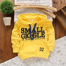 Retail New Cotton Baby Children's clothing Outerwear Coats Wholesale Hot Boys Girls Hoodies Tshirt Blouse Printing Letters TT99(China (Mainland))