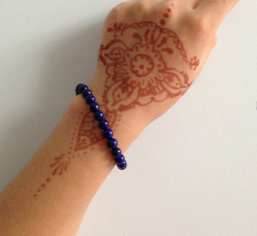 Henna Tattoo Colors : Henna tattoo colors makedes