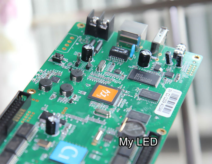 Asynchronous Full-color LED Display Card HD-C1 Controller - Firstar(MyLED store Optoelectronics Co.,Ltd)