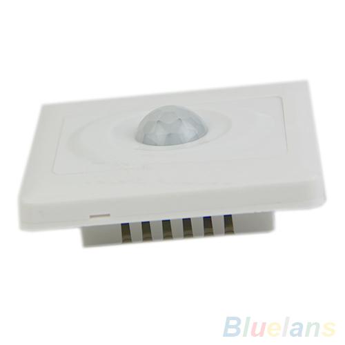 PIR Senser Infrared IR Switch Module Body Motion Sensor Auto On off Lights Lamps 2MCI 31JI