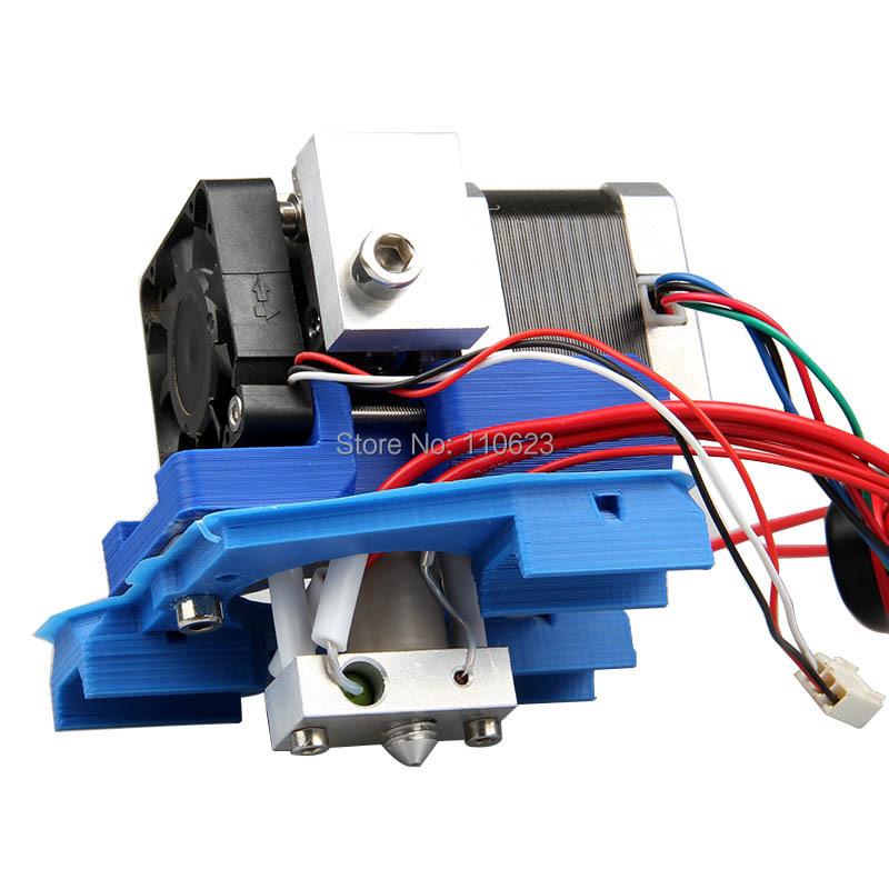 Assembled Geeetech bowden extruder GT2 reprap 3d printer j head hotend with stepper motor Nema17 Reprap