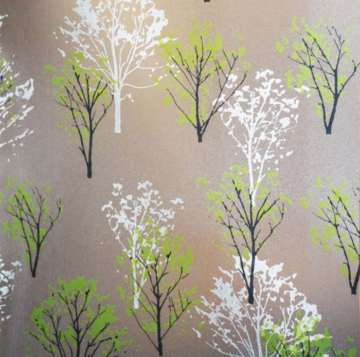 Wholesale 45x10m DIY Art Tree Silhouette Removable Wall Decal Sticker Graphic Stained Glass Privacy window art Film(China (Mainland))