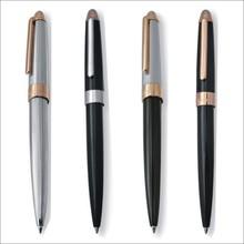 Buy Crocodile 136 Writing Fluency Luxury Ballpoint Pen 0.7mm Metal Gift Roller Ball Pens Office School Stationery Supplies for $17.30 in AliExpress store