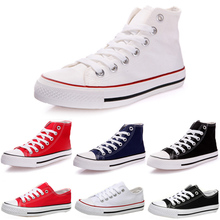 Hot Selling New Classic Canvas Shoes Man Woman High Top style Low Top Casual Fashion Sneakers