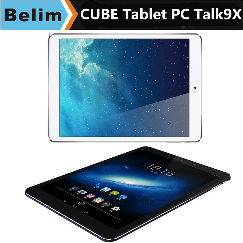 """Cube U65GT Octa-core TALK9X 9.7"""" 10-point 2048*1536 Capacitive IPS Touch Android 4.4 MTK8392 with GPS Bluetooth Wi-Fi 16/32GB(China (Mainland))"""
