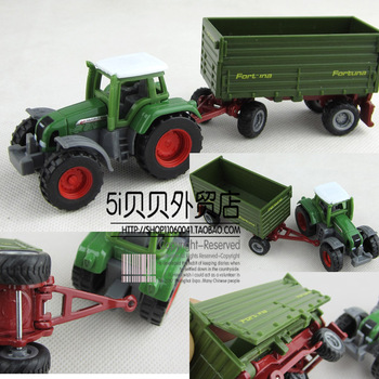 Siku 58 alloy model long design set
