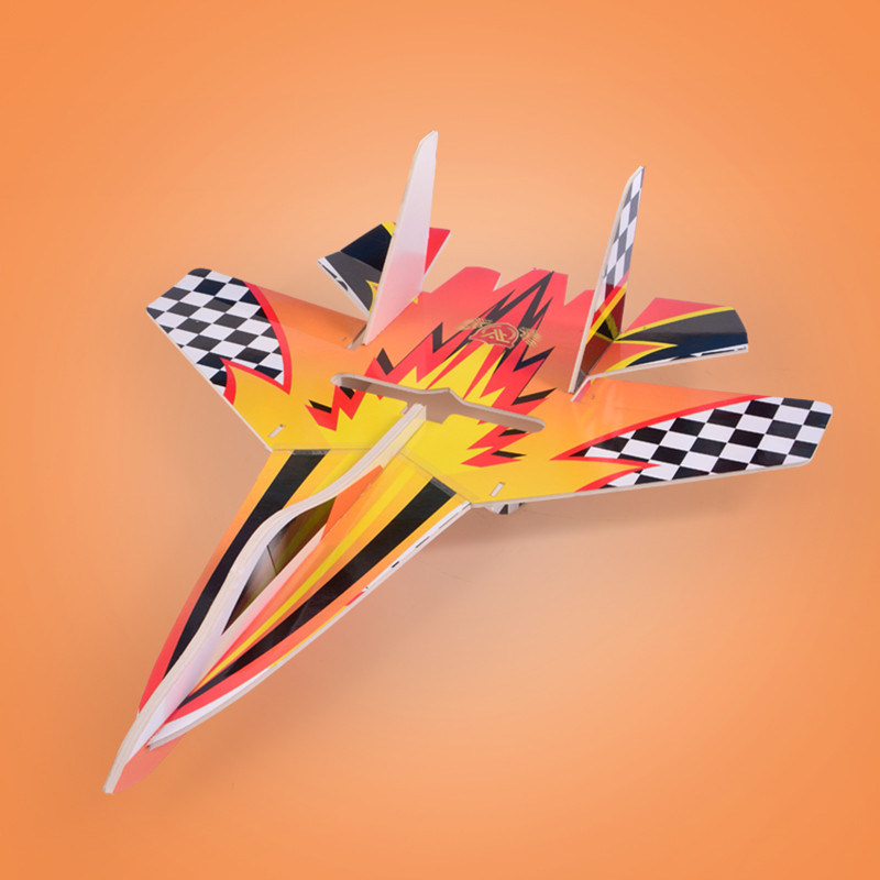 1 Piece rc plane su 27 rc jets electric remote control airplanes rc glider kits kt foam airplane kit(China (Mainland))