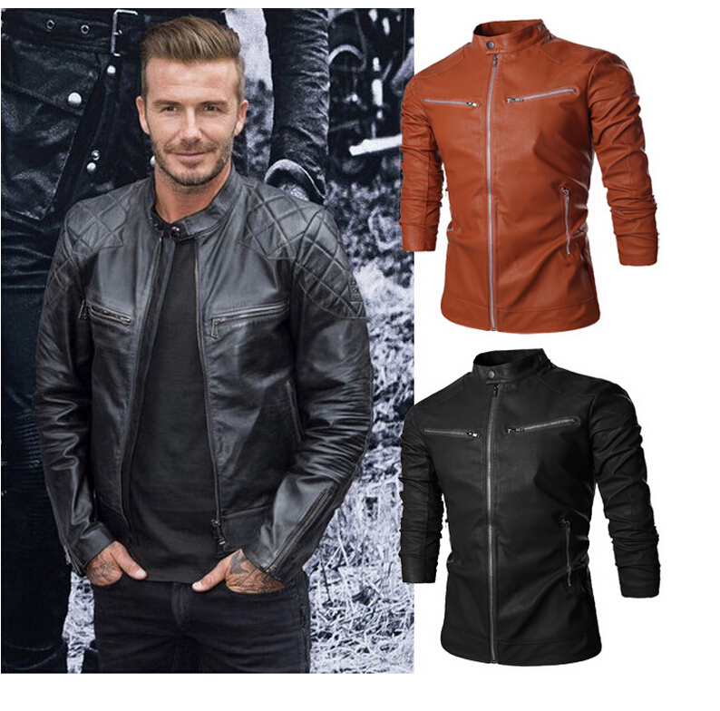Buy Mens Leather Jacket | Jackets Review