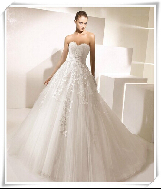 Vestido de noiva 2015 free shipping luxury wedding dress for Sexy wedding dress designers