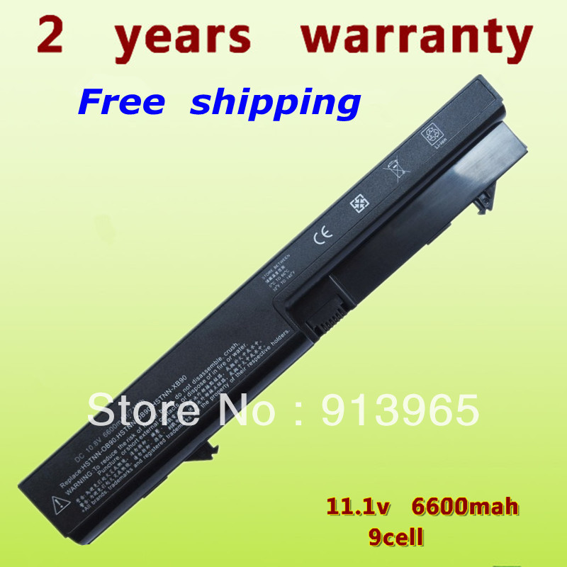 6600mah Laptop Battery for HP 513128-251 513128-261 513128-321 ProBook 4410s 4411S 4415S 4416S 4410t Mobile Thin Client, 9-cell(China (Mainland))