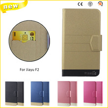 New Top Hot! Jiayu F2 Cases,5 Colors High quality Full Flip Fashion Customize Leather Luxurious Phone Accessories