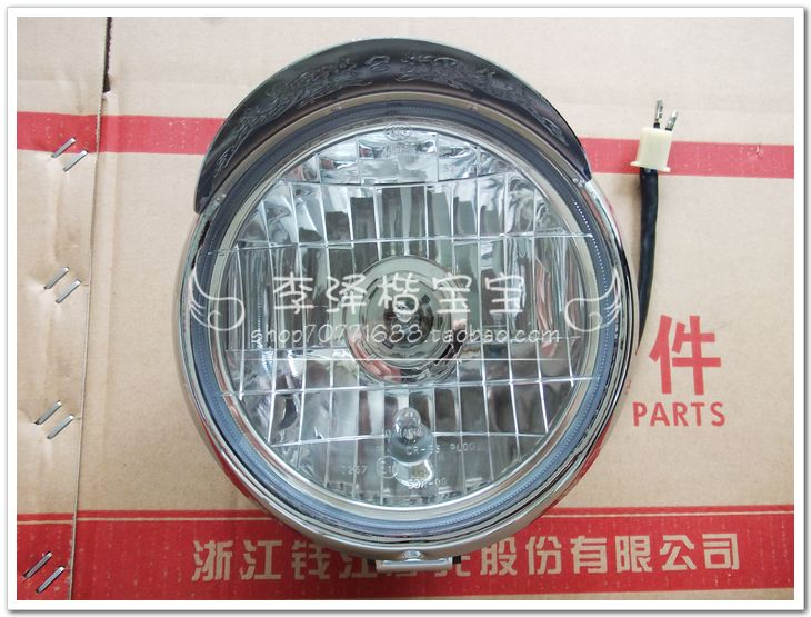 Фотография Motorcycle headlights QJ150-3 absolutely  fake a penalty ten