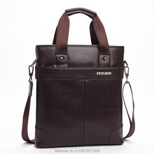 Free shipping Men's Fashion Leather Shoulder Messenger Bag Causual Crossbody Bag Briefcase Handbag New (China (Mainland))