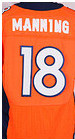 Men's 25 Chris Harris Jr 22 C.J. Anderson 13 Trevor Siemian 95 DEREK WOLFE Orange blue and white elite jerseys(China (Mainland))