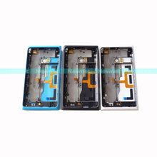 NewFree shipping!! back cover battery housing rear door case back housing Original  For Nokia N900(China (Mainland))