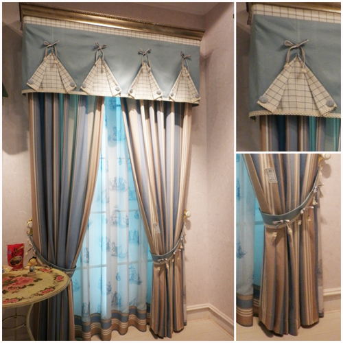 Kitchen Curtains Fabric Vintage Kitchen Fabric Chintz: Fashion Vintage Cambodia Fashion Classic Stripe Curtain Fabric Customize-inCurtains From Home