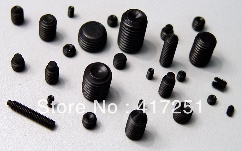 Lot25 M10x55mm Head Hex Socket Set Grub Screws Metric Threaded Cup Point<br><br>Aliexpress