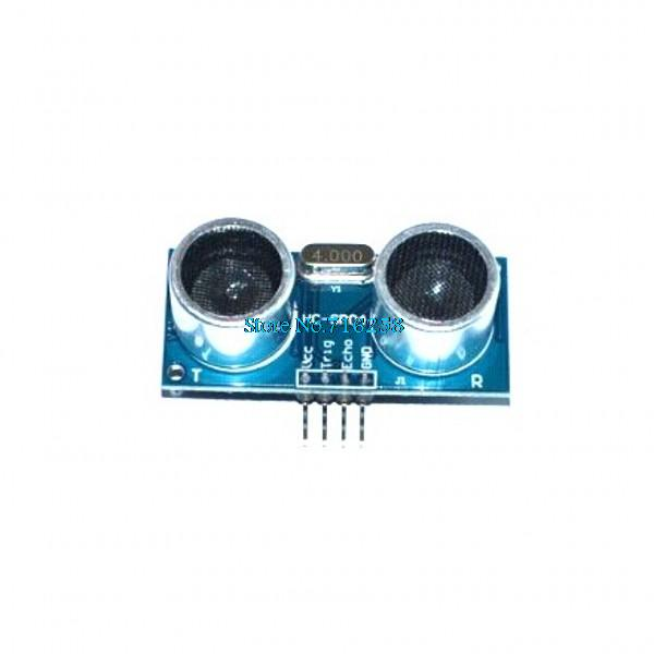 Ultrasonic Module HC-SR04 Distance Measuring Transducer Sensor for Arduino Samples Best prices(China (Mainland))