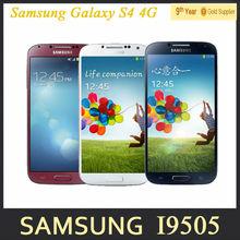 "Samsung Galaxy S IV S4 I9500 I9505 Original Unlocked Mobile Phone 3G&4G Quad-core 5.0"" 13MP GPS 2GB RAM Android Refurbished(Hong Kong)"