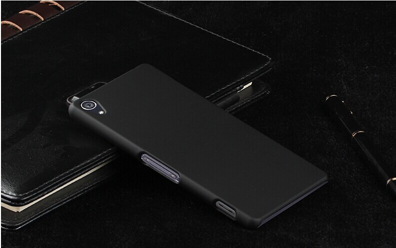 Frosted series Hard PC back cover case Sony Xperia Z3 Case L50T D6635 , 5 Colors - ShenZhen Five Era Technology Co., Ltd. store