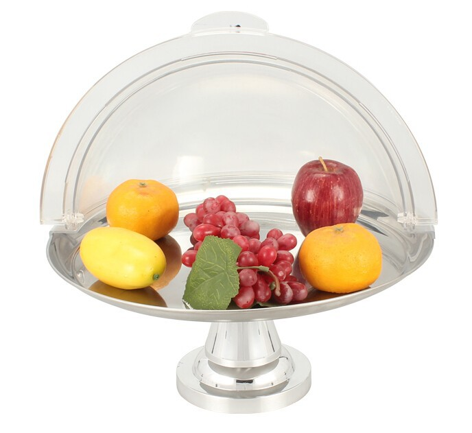 VNT-SMT-03 Stainless Steel Fruit Plate(China (Mainland))