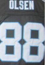 24 Josh Norman shirts jersey 1 Cam Newton #59 Luke Kuechly #88 Greg Olsen Mens' jersey,(China (Mainland))