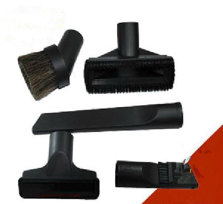 5Pcs/Lot  32mm household Universal vacuum cleaner accessories horsehair nozzle &amp; Brush for Philips karcher Rowenta electrolux<br><br>Aliexpress