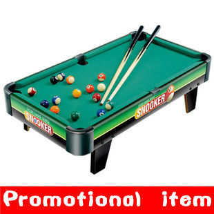 Good quality! Children  Wooden Snooker & Billiards toys play set table sport