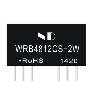 2w dc dc 48V to 12v converters regulated single output isolated power module quality goods(China (Mainland))
