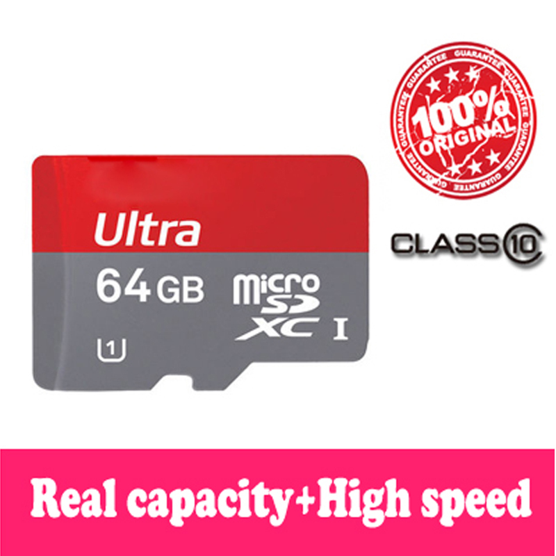 Real capacity Memory card micro sd card 8gb16gb32gb64gb microsd TF Card class 6 class 10 microsd sd card for cell phones tablet(China (Mainland))