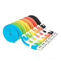 1 Meter Colorful Flat Micro USB Cable 2 0 Data Sync Charger Cable For Samsung Galaxy