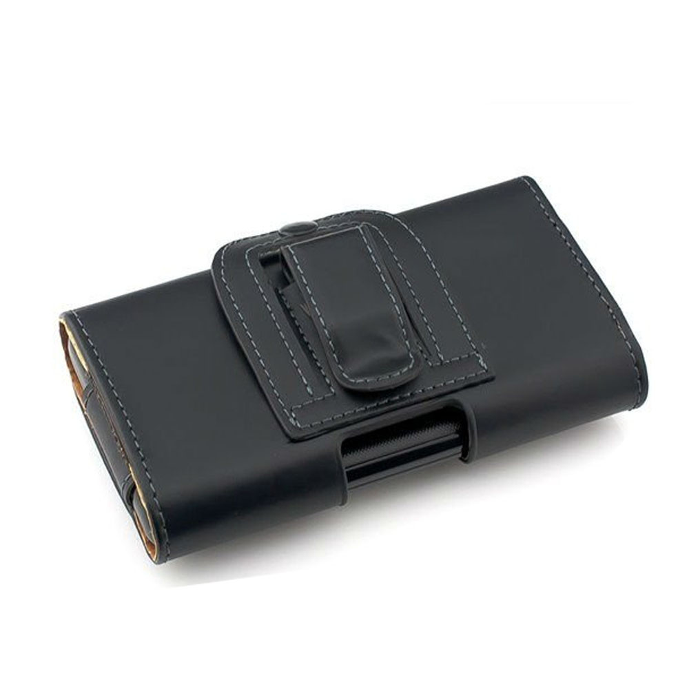 Premium Leather Belt Clip Carrying Case Holster Pouch For HTC DROID Incredible 4G LTE(China (Mainland))
