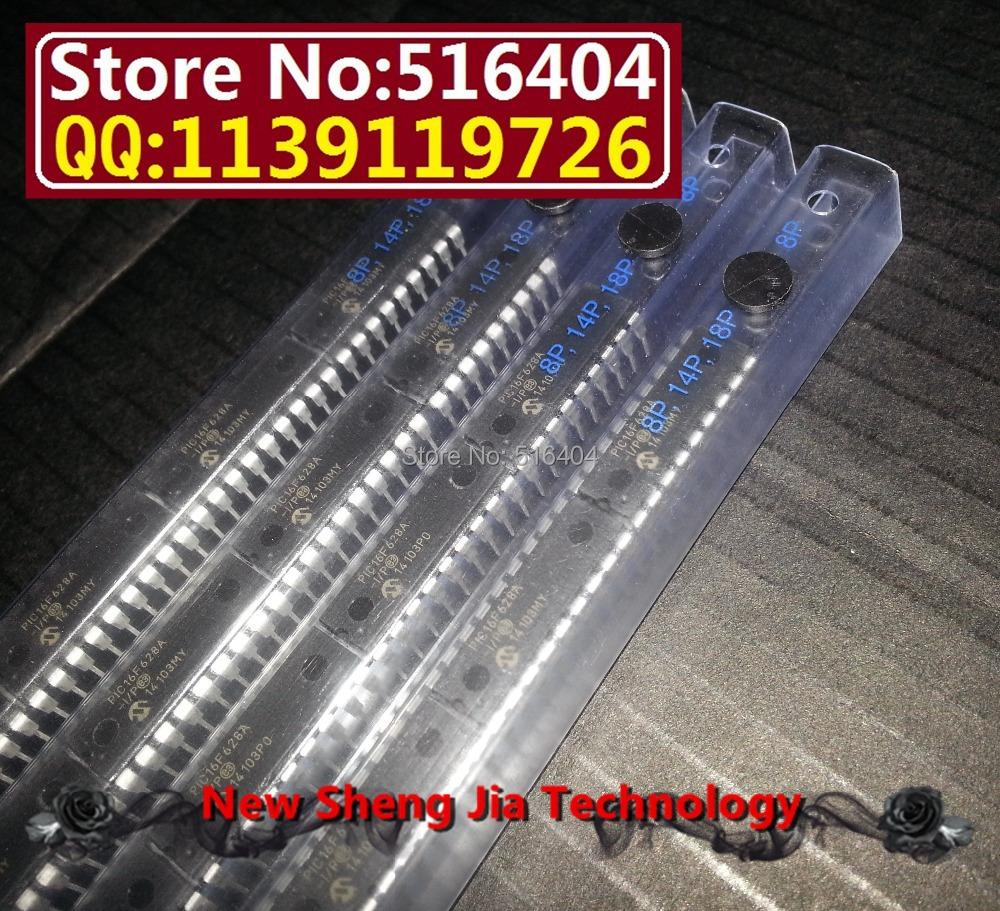 PIC16F628A-I/P PIC16F628A PIC16F628 New Year and batch Free shipping(China (Mainland))