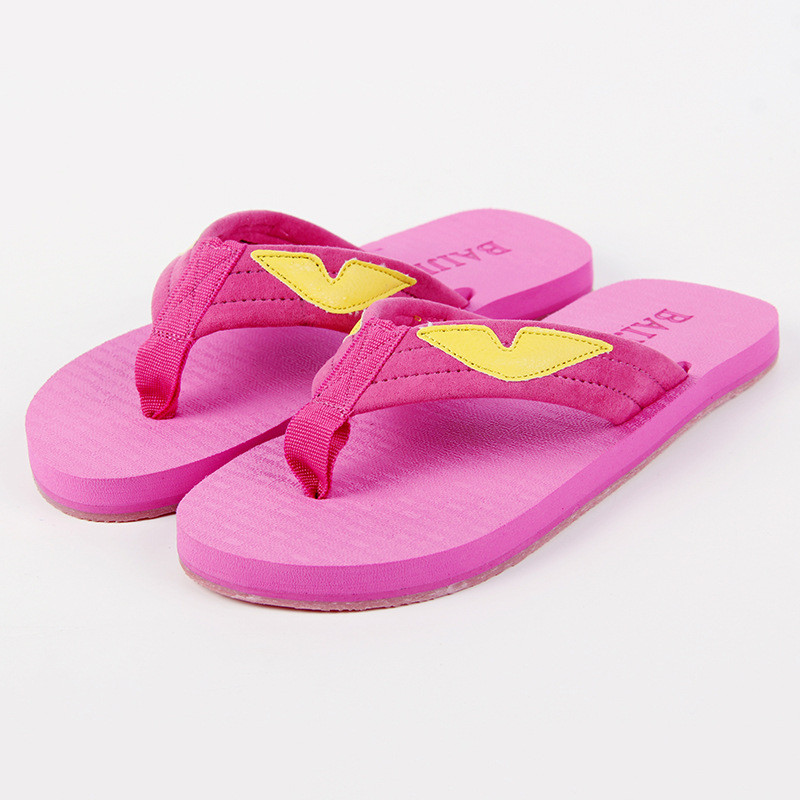 2016 Summer Little Monster Women Shoes Men Sandals Flip Flops Beach Swimming Slippers Sandalias Mujer Mixed Color(STX025-13.5)<br><br>Aliexpress