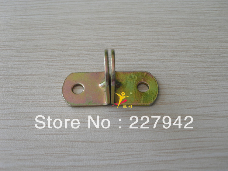 Small rounded corner furniture fittings stainless steel