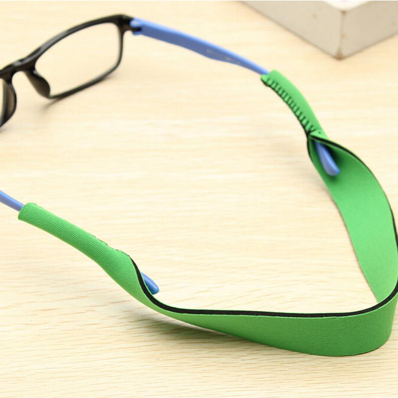 HOT Spectacle Glasses Anti Slip Strap Stretchy Neck Cord 40 8cm Outdoor Sports Eyeglasses String Sunglass