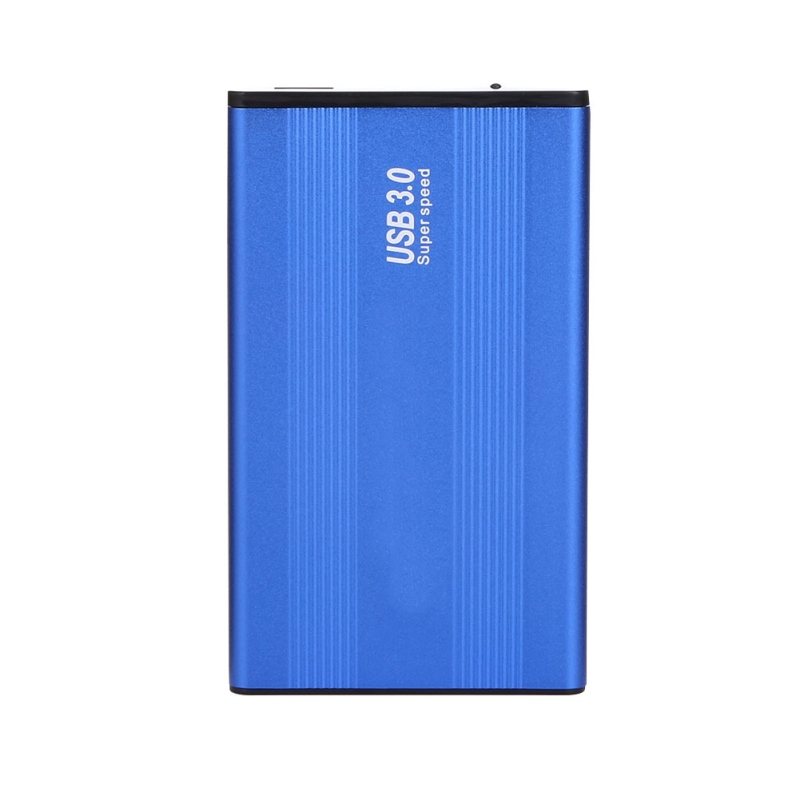 "11.11 Big Promotion ! High Speed 2.5"" USB 3.0 SATA External Hard Drive HDD Enclosure / Case Aluminum w(China (Mainland))"