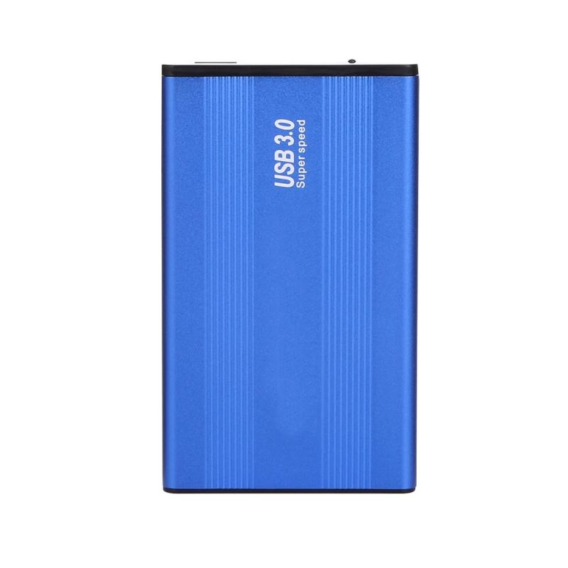 "11.11 Big Promotion ! High Speed 2.5"" USB 3.0 SATA External Hard Drive HDD Enclosure / Case Aluminum w(China (Mainland))"