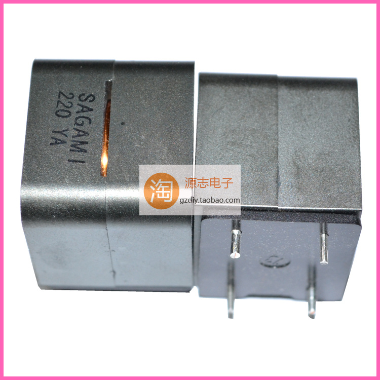 Japanese imports of new original SAGAMI large current digital amplifier shielded inductor 7G23A 220 22uH(China (Mainland))