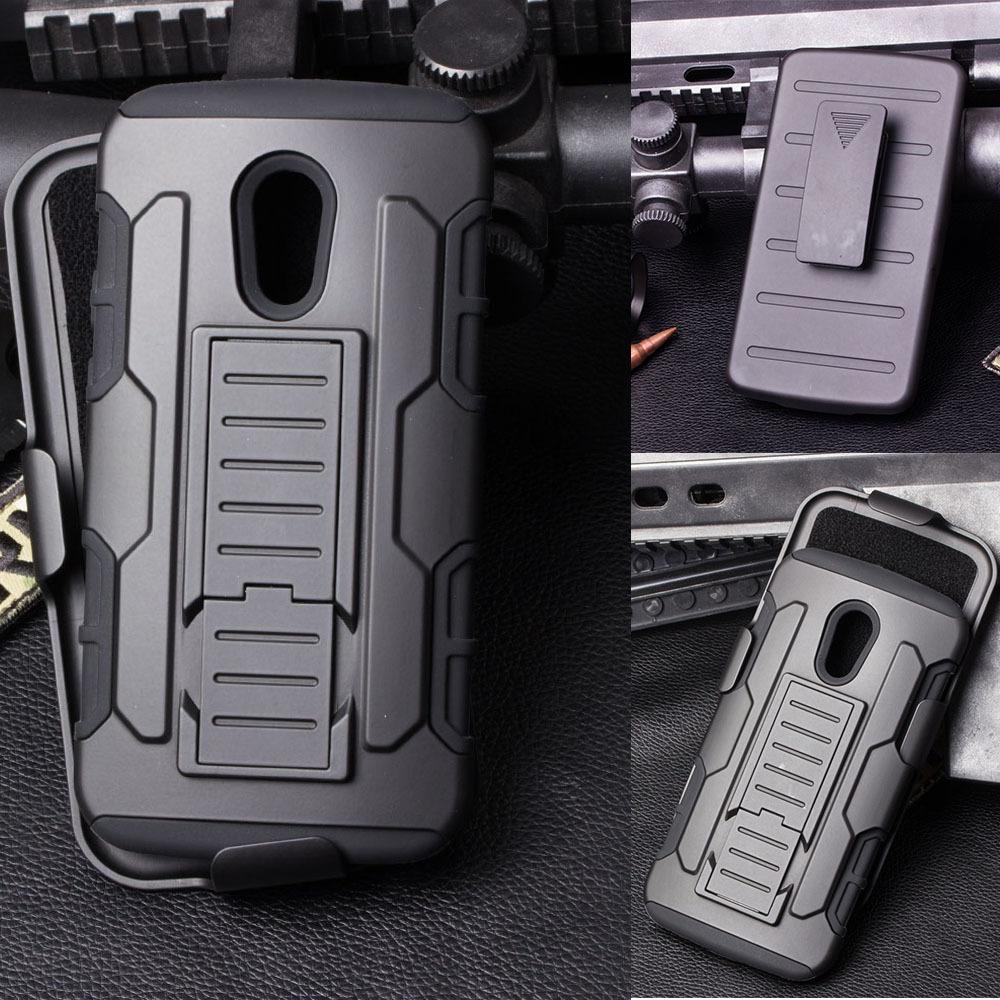 For Motorola Moto G2 Case, Future hard Impact Holster Hard Case for Motorola Moto G2 G 2nd Gen XT1068 XT1069 Phone Cover Cases(China (Mainland))