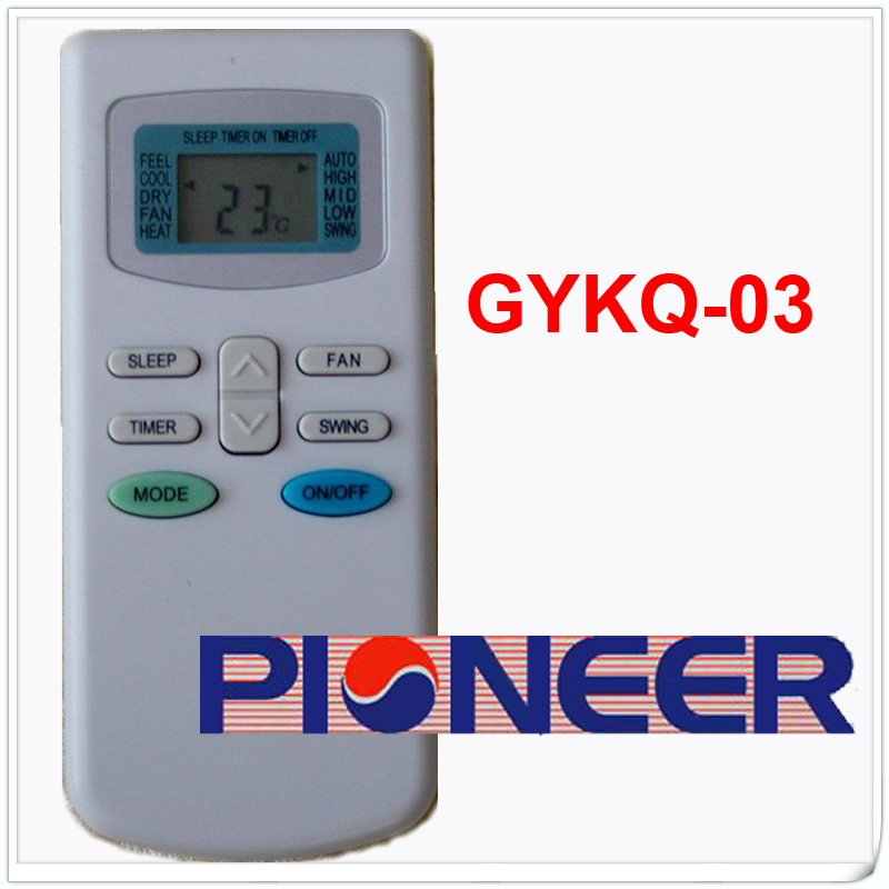 PIONEER Remote Control For PIONEER Split &amp; Portable Air Conditioner GYKQ-03 Compatible with TCL Air Conditioner Remote Control<br><br>Aliexpress