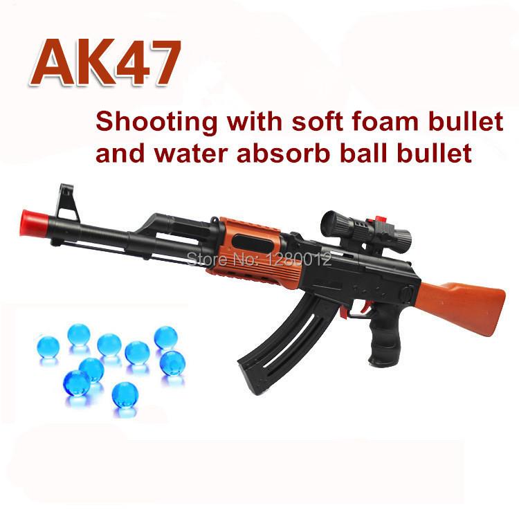 Игрушечное оружие None AK47 CS Nerf Pistol Gun 006 оружие игрушечное hasbro hasbro бластер nerf n strike mega rotofury