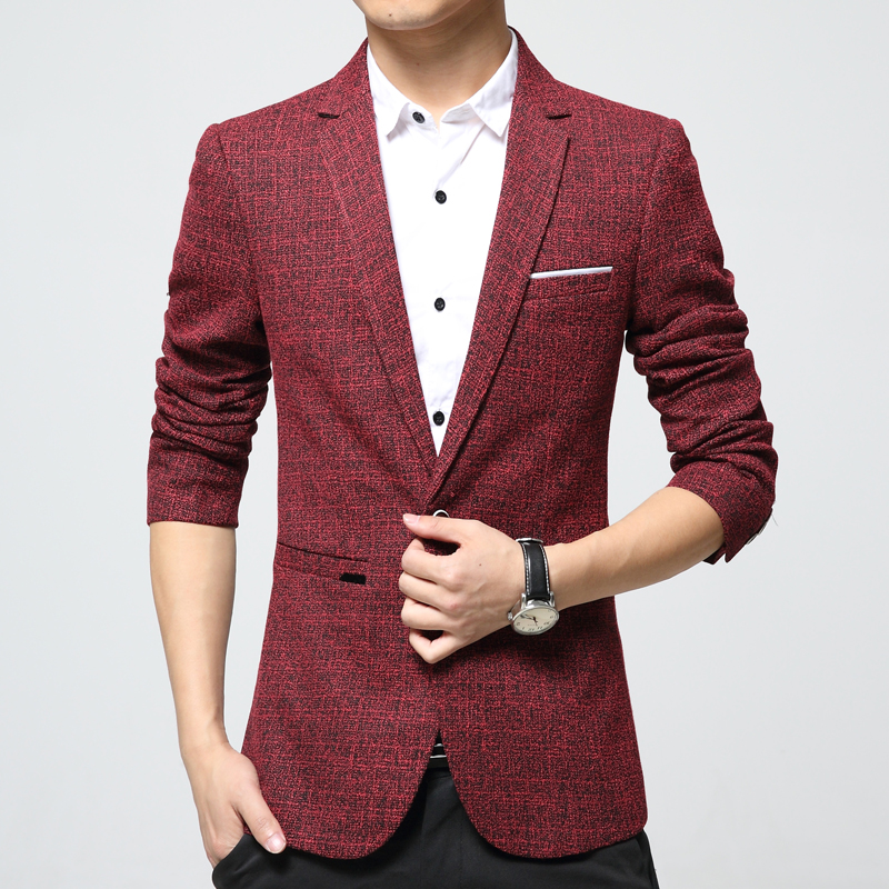 red jacket hispanic single men 1-16 of over 1,000 results for classic mens red jacket showing most relevant results classic turn down collar, single button-front jacket featuring.