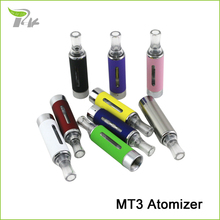 E-cigarette ego atomizer cig atomizers replaceable mt3 atomizer electronic rebuildable dripping atomizer no wick TA002