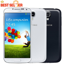 I9505 Original Unlocked Samsung Galaxy S4 i9505 Smartphone 4G Quad Core 5.0 '' 2GB RAM Refurbished(China (Mainland))
