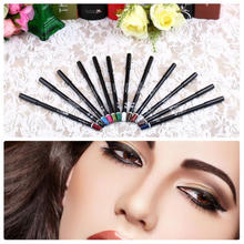 12pcs/set Cosmetic Makeup Eyeliner EYE LIP Liner Pencil wholesale sale