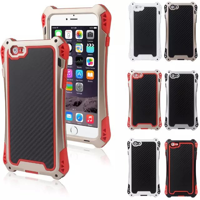 Original AMIRA Waterproof Shockproof Mobile Phone Cover Case For Apple iPhone 5 5S SE Cover With Gorilla Glass Cell Phones Case(China (Mainland))